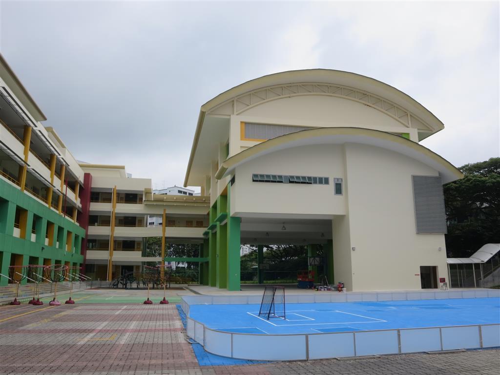 Bukit Panjang Primary School- ISH & Annex Building (KIV)