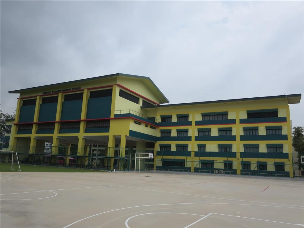 Princess Elizabeth Primary School- ISH & Annex Building (KIV)